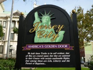 Jersey City Golden Door