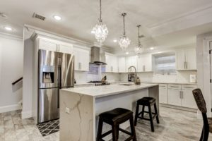 1821 sq. ft. condo with parking available in the Heights