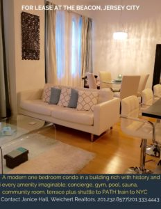 Looking for a modern apartment in Jersey City?