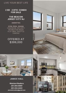 All-inclusive living at the Beacon, Jersey City condos